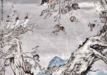 展讯·神与物游——2018 · 北京 · 尹沧海书画艺术交流展