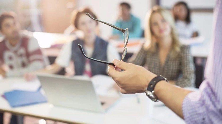 翁乾明:教师如何开展微型演讲