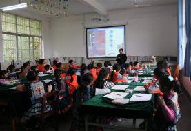 广西艺术学院美术教育学院实习团队的探索