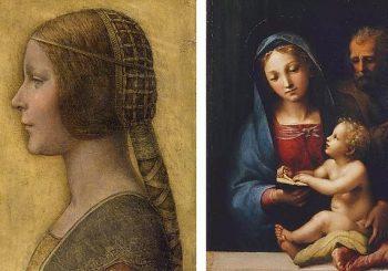 世界巨匠:意大利文艺复兴三杰特展