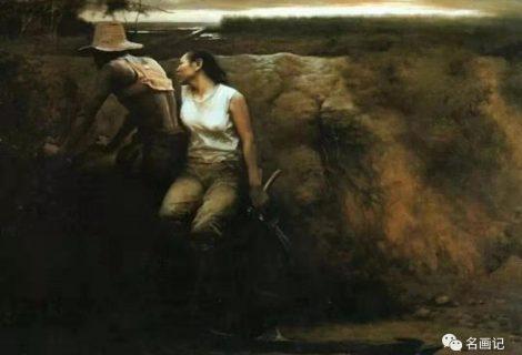 王玉琦:画家——我的生活